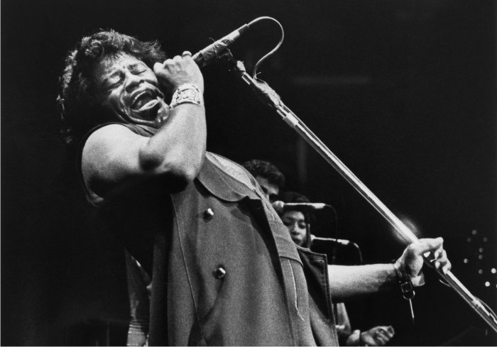 James Brown. Foto: Corbis.