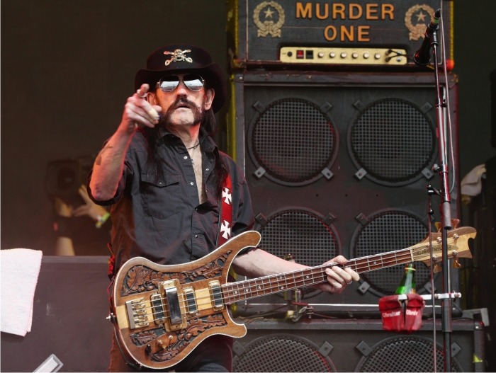 Lemmy Kilmister. Foto: Cordon Press.