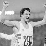 Alan Wells, el corredor que ignoró a Margaret Thatcher y ganó la guerra fría