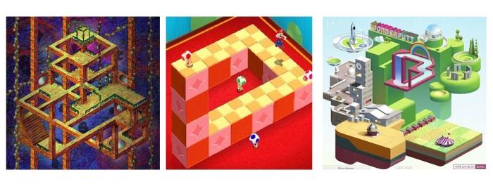 Chrono cross (1999). Super Mario 3D land (2011). Wonderputt (2011).