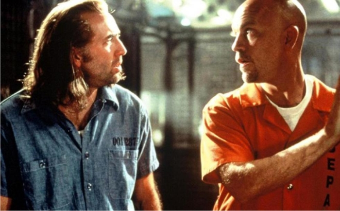 Con Air. Imagen: Touchstone Pictures.