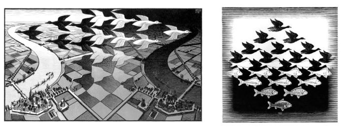 Día y noche (1938). Aire y agua (1938).