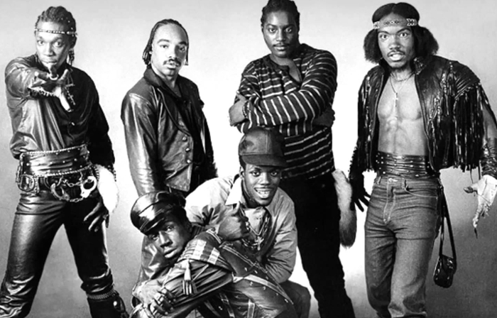 Grandmaster Flash & The Furious Five (imagen: DP)