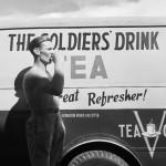 Todo se para por el té