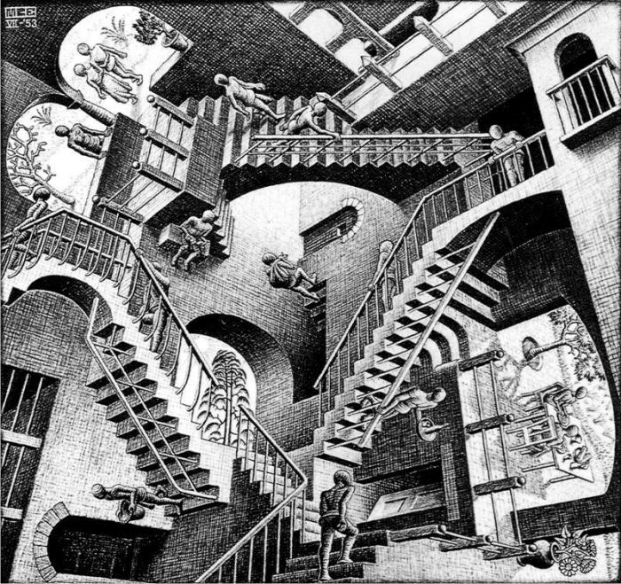 Relatividad (1953).
