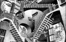 Y el videojuego encontró a Escher