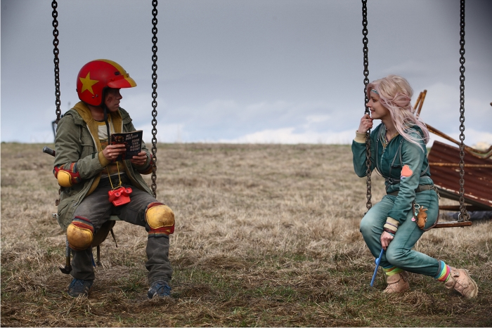 Turbo kid. Imagen: Epic Pictures Group.