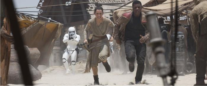 Star Wars VII: El despertar del engañabobos