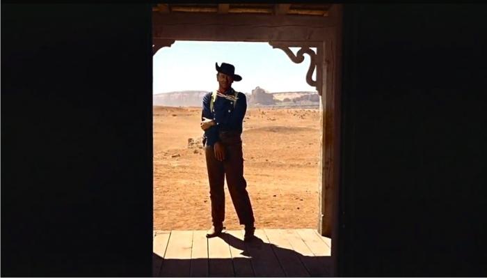 Escena de Centauros del desierto. Imagen Warner Bros. Pictures.