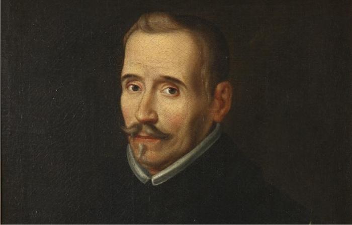 Lope de Vega en un retrato atribuido a Eugenio Cajés. (DP)
