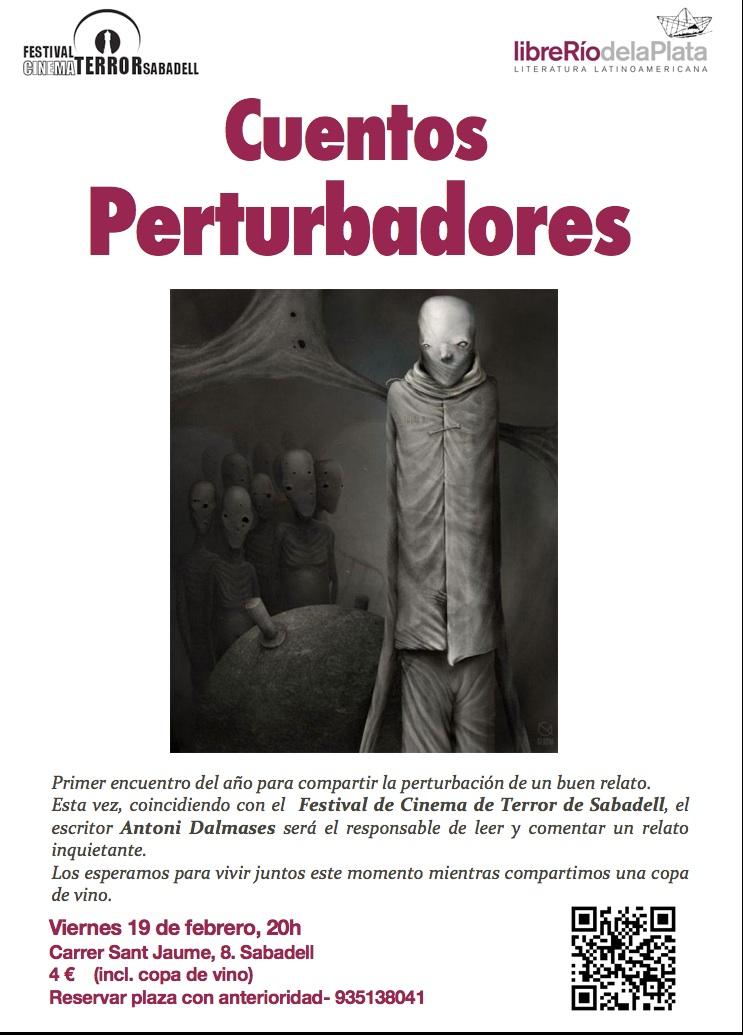 PERTURBADORES FB