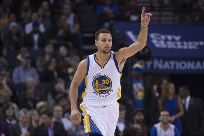 Stephen Curry. Foto: Cordon Press.