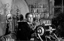 La máquina del tiempo. Imagen: Metro-Goldwyn-Mayer.