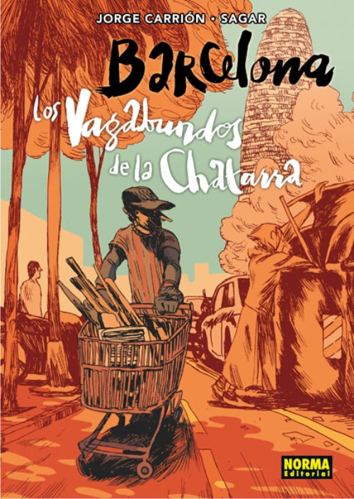 Comic_Barcelona_Vagabundos