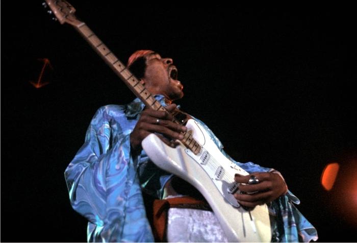 Jimi Hendrix. Foto: Corbis.