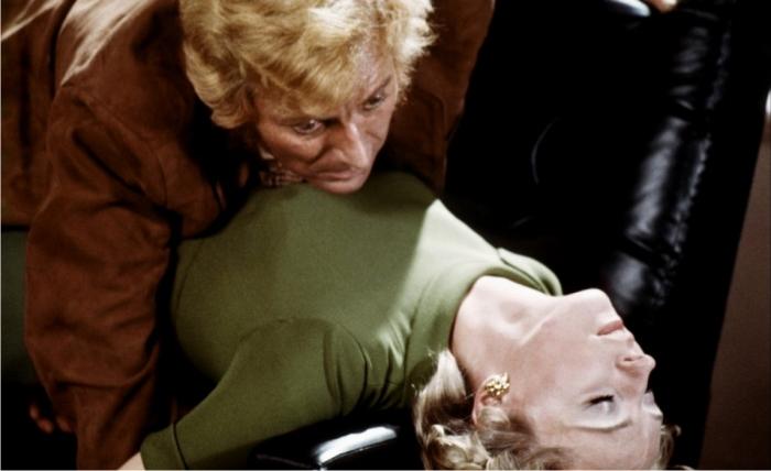 Escena de Frenesí. Imagen Universal Pictures.