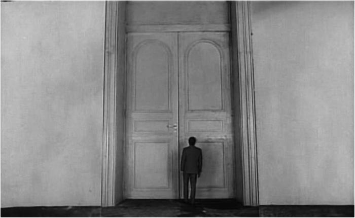 Fotograma de la película El proceso de Orson Welles. Imagen: UFA-Cormacico.
