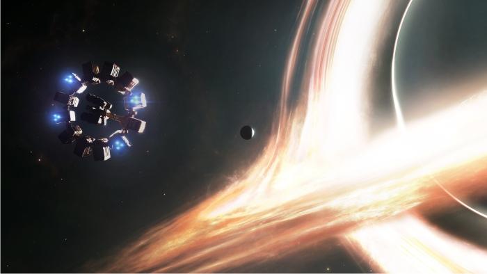 Interstellar. Imagen: Warner Bros.
