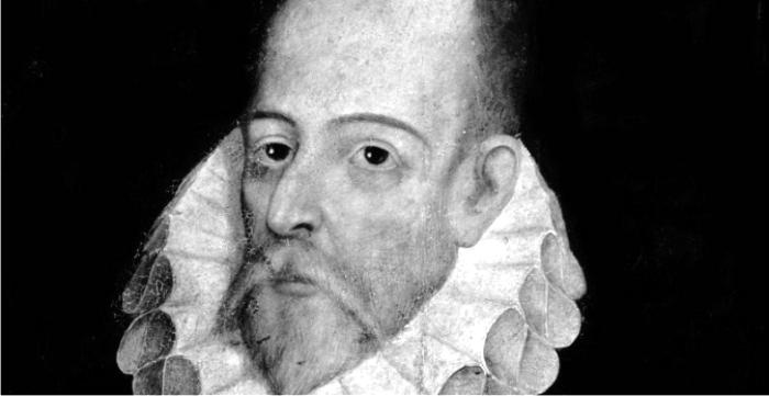 Supuesto retrato de Cervantes atribuido a Juan de Jáuregui. No existe ningún supuesto retrato de Cervantes cuya autenticidad haya sido establecida. (DP)