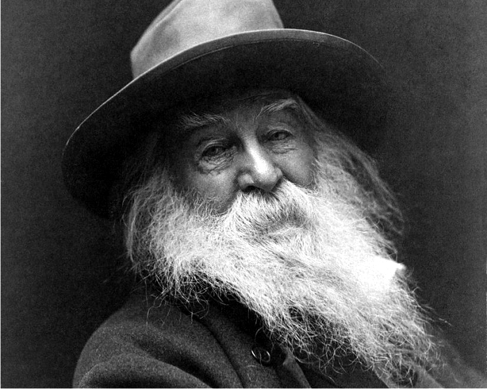 Walt Whitman. Foto: George C. Cox (DP)