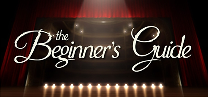 The beginner's guide. Imagen: Everything Unlimited Ltd.