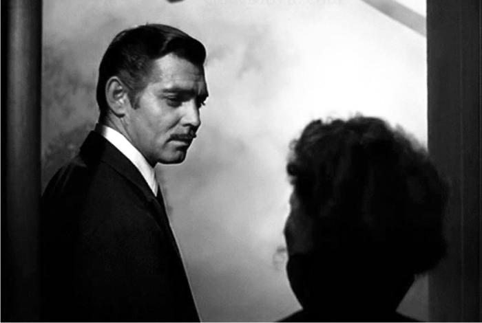 A Clark esto de la edad no le importa. (Lo que el viento se llevó). Imagen: MGM.