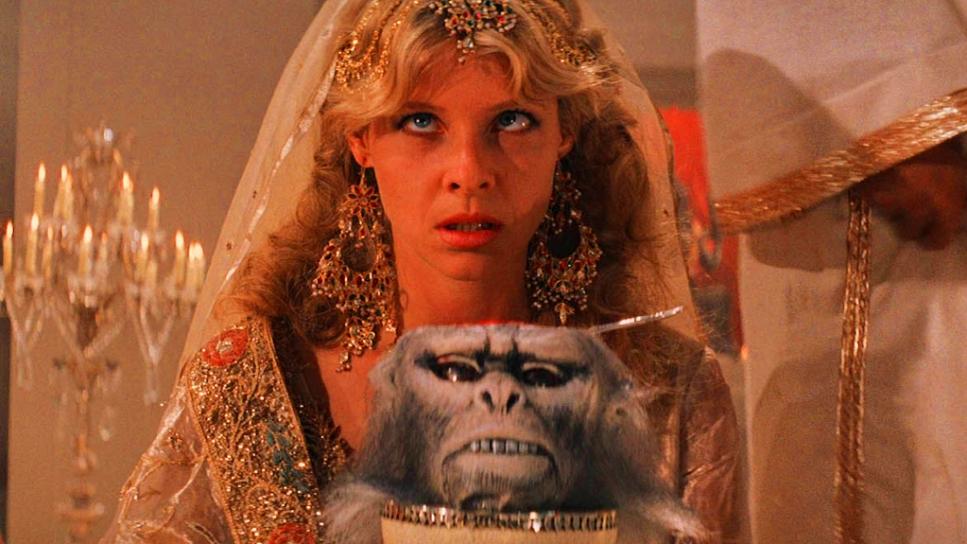 Indiana Jones y el templo maldito, 1984. Imagen: Paramount Pictures / Lucasfilm.