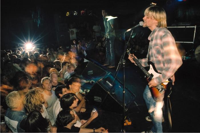 Nirvana. Foto: Corbis.