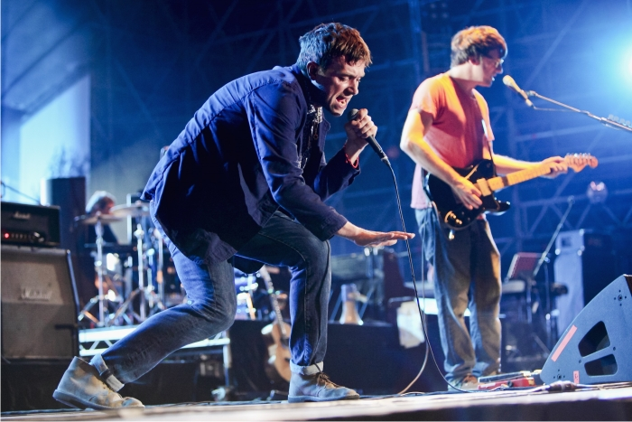 Blur. Foto: Cordon Press.