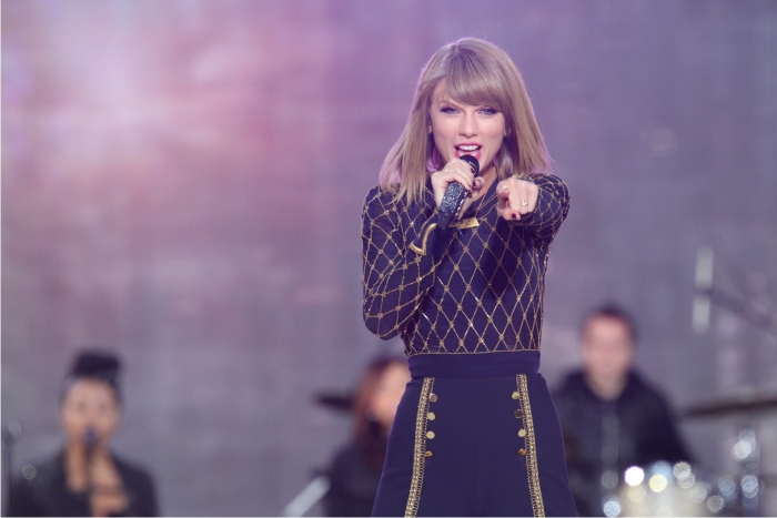 Taylor Swift. Foto: Corbis.