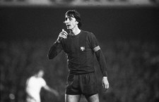 15 Mar 1978 --- Football - 1977 / 1978 UEFA Cup - Quarter-Final, Second Leg: Barcelona 2 Aston Villa 1 Barcelona's Johan Cruyff during the game in the Nou Camp. 15/03/1978 --- Image by © Colorsport/Corbis