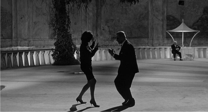 Fellini, ocho y medio. Imagen: Cineriz Francinex.
