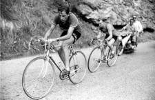 Fausto Coppi en el Tour del 52. Foto: Corbis.