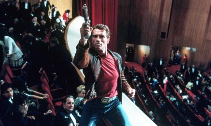 El último gran héroe. Imagen: Columbia Pictures.