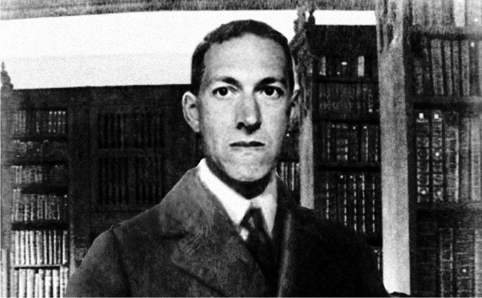 Howard Phillips Lovecraft. Foto: DP.