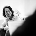 Marta Sanz: «Sufrir no nos hace más fuertes, normalmente nos debilita»