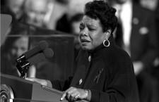 Maya Angelou: Foto Clinton Library (DP)