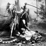 El papel, o papelón, de los indios en el cine (I): el salvaje despiadado