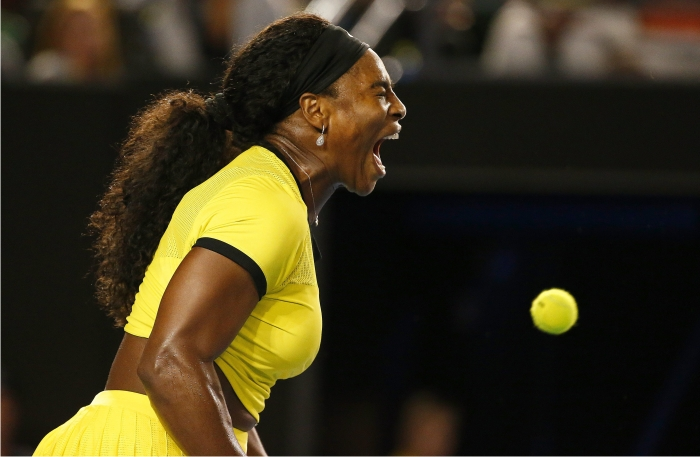 Serena Williams. Foto: Cordon Press.