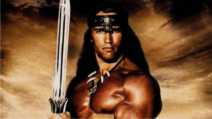 Conan, el bárbaro. Imagen: 20th Century Fox.