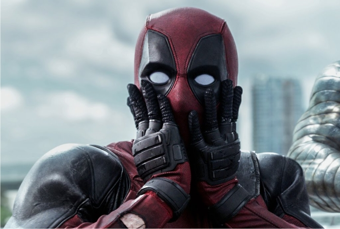 Deadpool, 2016. Imagen: Twentieth Century Fox / Marvel Entertainment / Kinberg Genre / Donners' Company / TSG Entertainment.