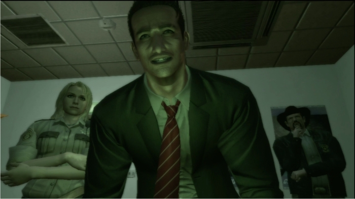 Deadly Premonition. Imagen: Access Games.