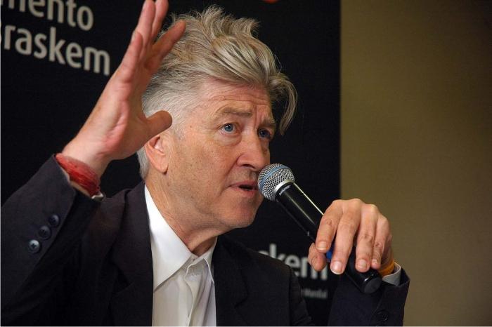 David Lynch. Foto: Thiago Piccoli (CC)