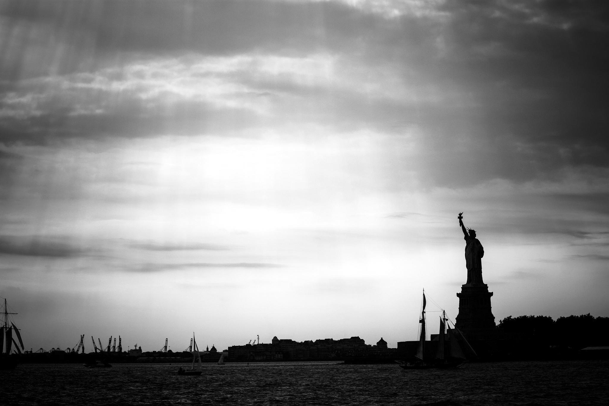 Liberty Island. Fotografía: Gill E (CC).