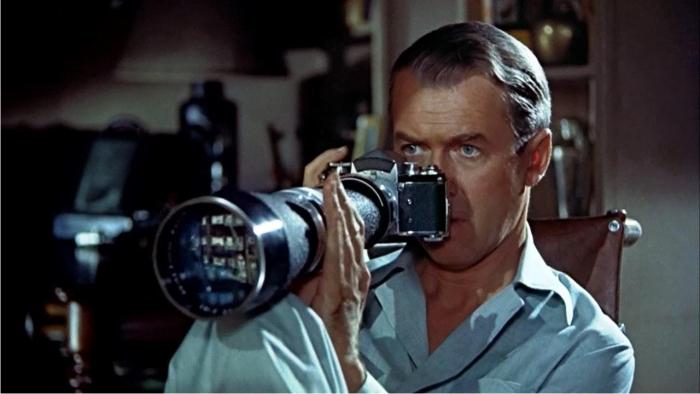 La ventana indiscreta. Imagen: Paramount Pictures.