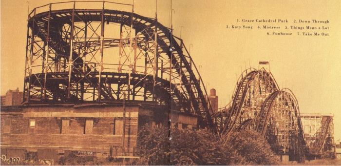 Interior del disco Rollercoaster. Imagen: 4AD.