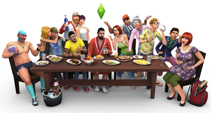 Los Sims 4. Imagen: Electronic Arts.