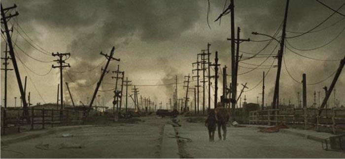 La carretera. Imagen: Dimension Films.