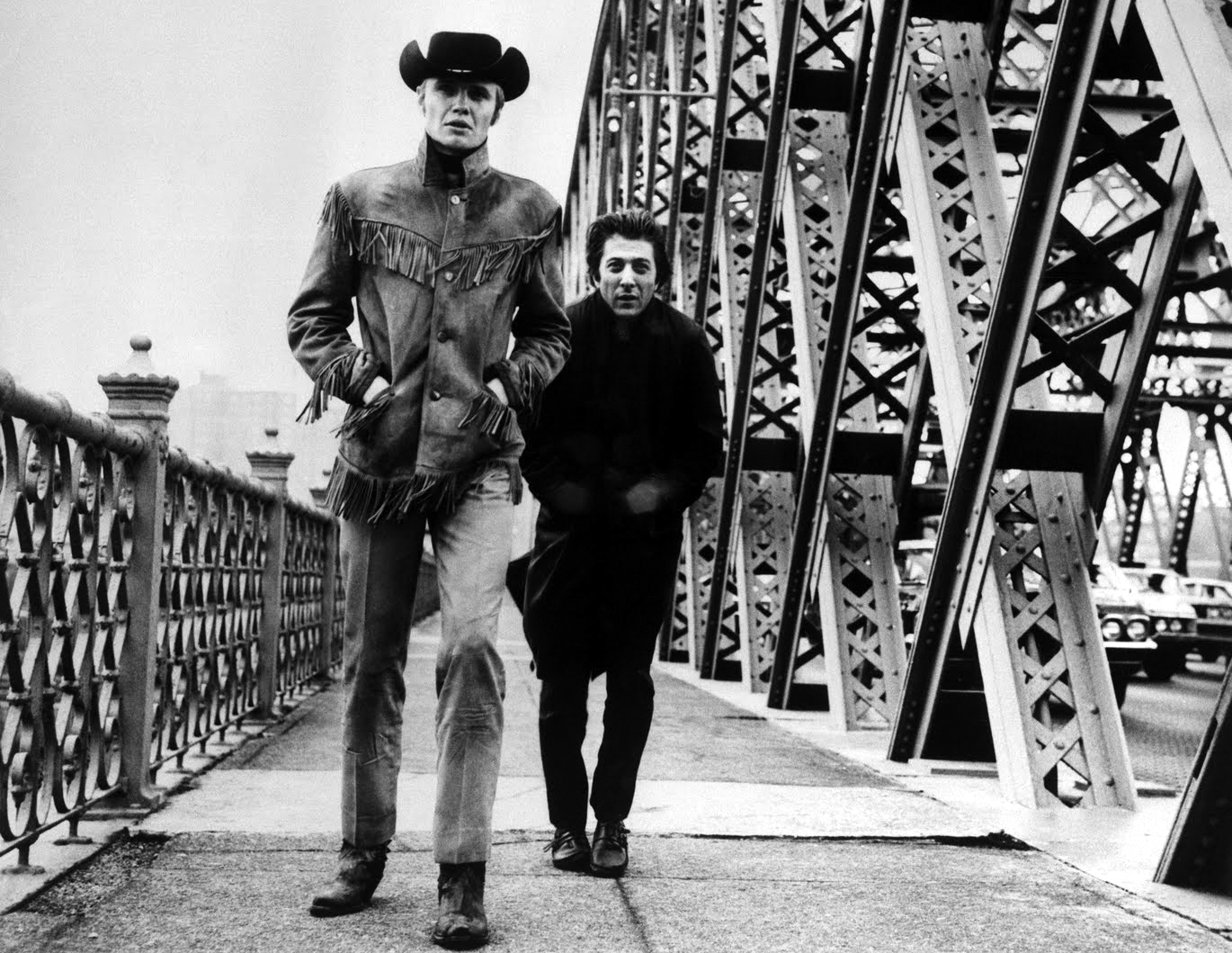 Midnight Cowboy, 1969. Imagen: Jerome Hellman Productions.