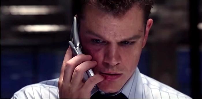 Hola, no soy Matt Damon. Imagen: Warner Bros. Pictures.